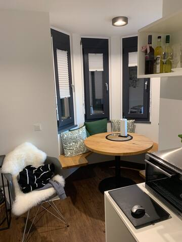 Cosy modern apartment in Munich for 1-2 persons