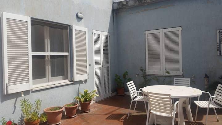 Casa con vista a Portocannone -trilocale -