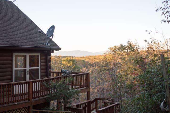 A Blue Ridge Mountain Experience