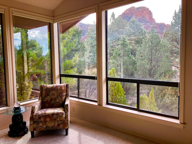 Sedona with a View