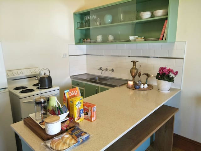Cute & cosy accomm in excellent location