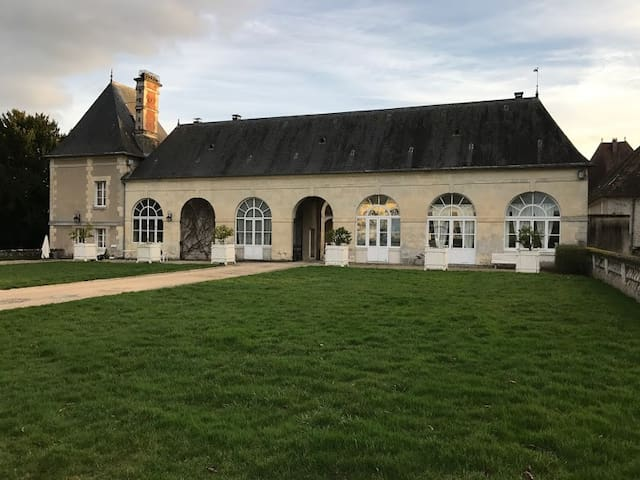 L'Ecurie Apartment at Chateau de la Trousse