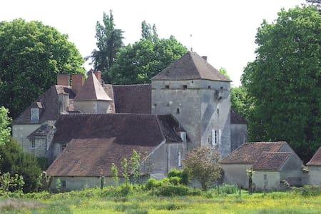 Château de Vesset - Treteau