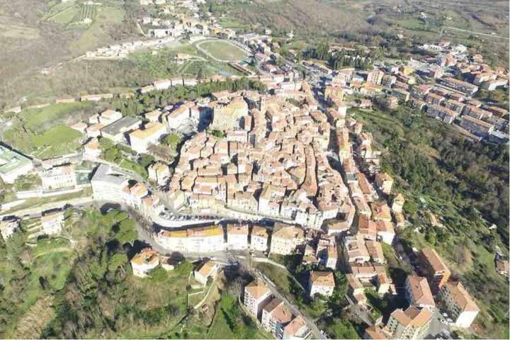 New little flat in Manciano heart, near Saturnia