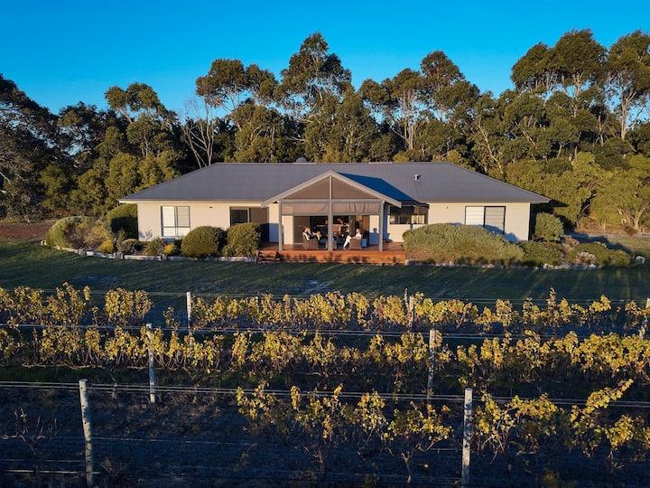 Beautiful 4BD House in Vineyard