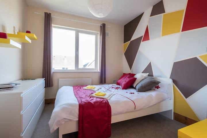 Double room in quiet area - Doughiska - House
