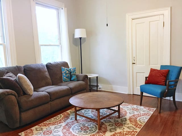 Classic and Historic Apt: Downtown - Indianapolis
