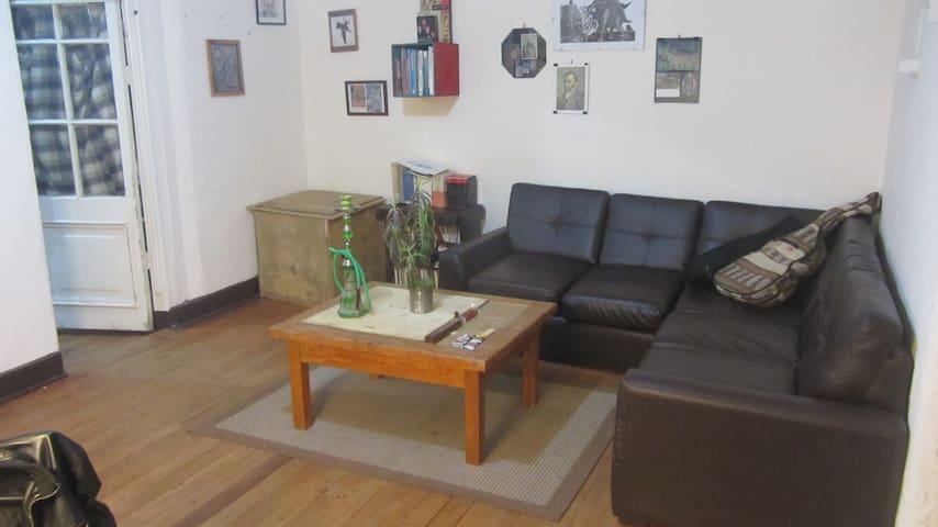 Futón en casa tranquila - Valparaíso - Hus