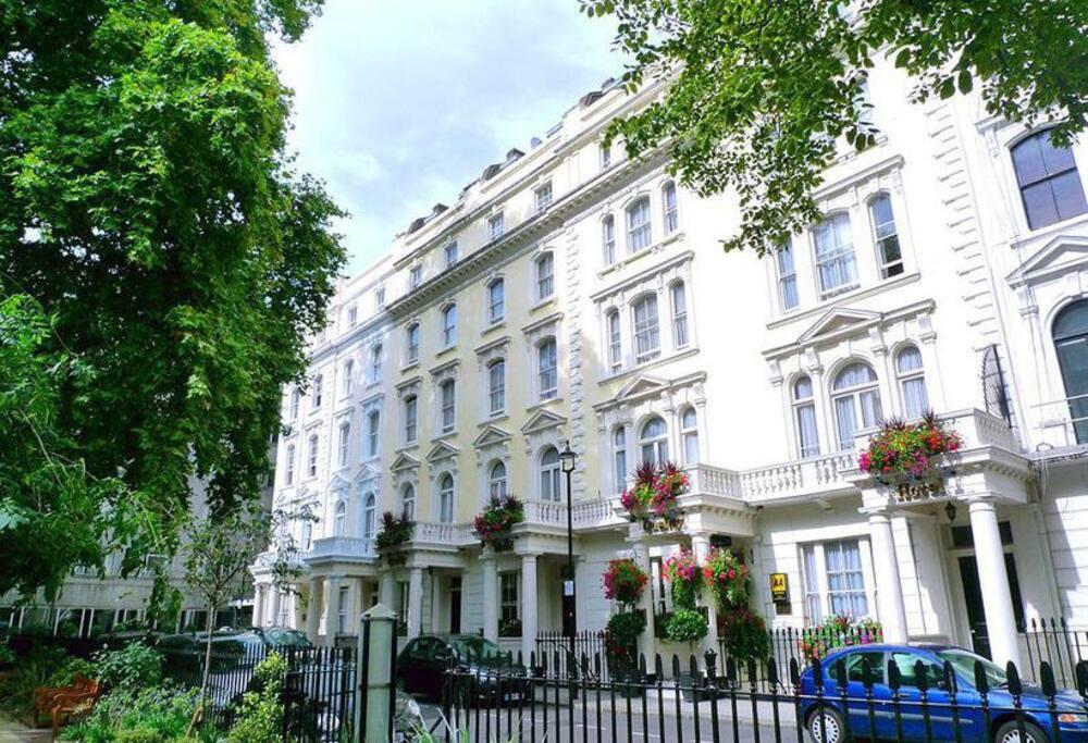 Great flat near hyde park appartements louer - Penthouse paddington londres en angleterre ...