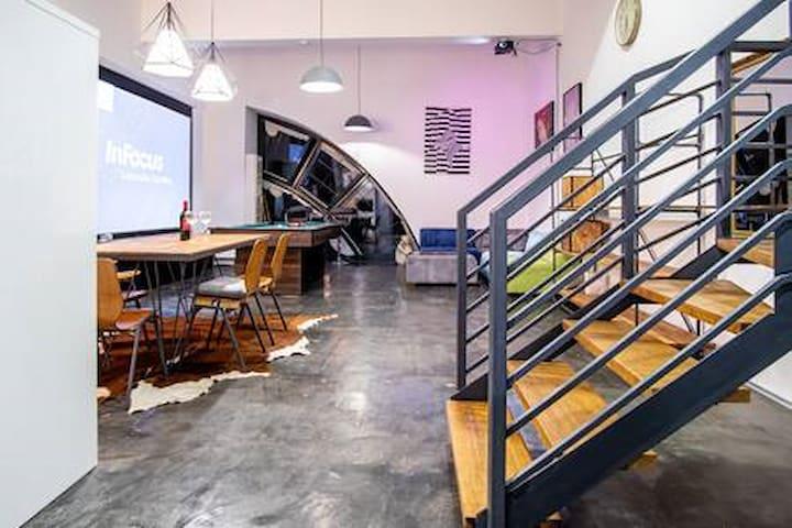 Dream Aparts - Designer's Loft
