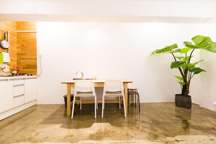 Myeongdong(明洞) design house
