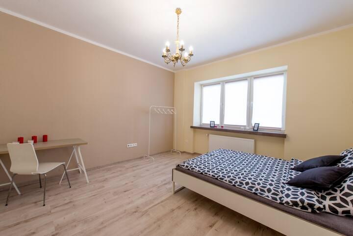 Beaute de Varsovie  Superior Double Room