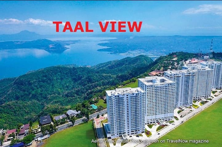 Wind Residence,a1,TAAL VIEW at skylounge+netflix