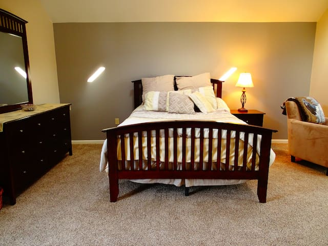 Cozy in Coraopolis Suite B - Coraopolis - Apartment