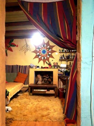 Libelouland Cottage in Kandili Natural Farm - Prokopi - Cabaña en la naturaleza