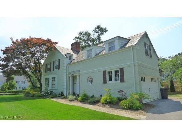 Luxury Historic Shaker Height Home