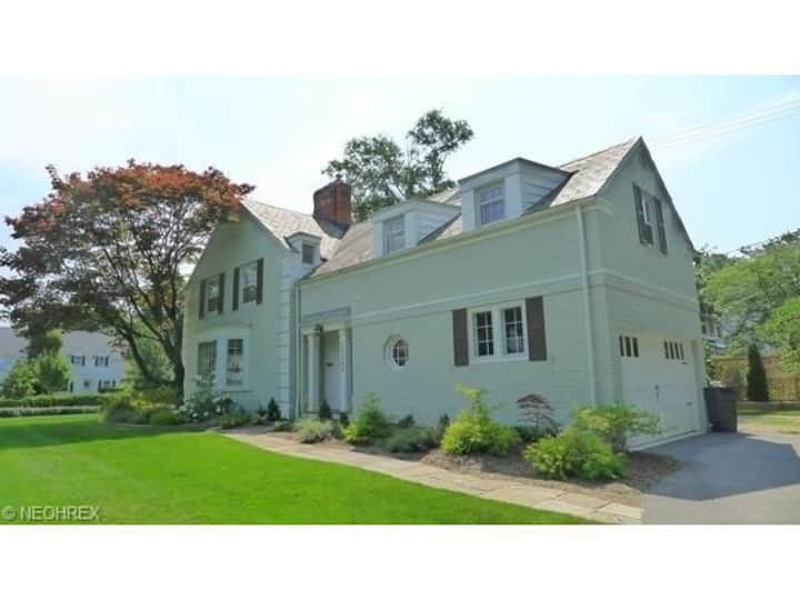 Luxury Historic Shaker Height Home