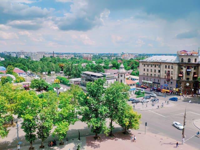 1-bedroom apartment in the heart of Nikolaev!