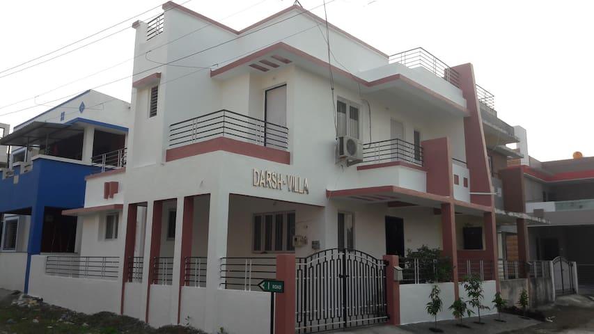 Darsh villa ,Tithal,Valsad.