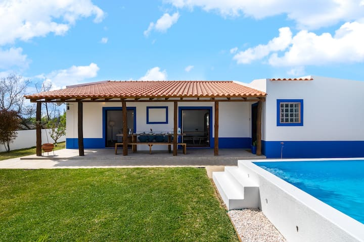 Comporta Family Beach House | Swimming Pool | AC