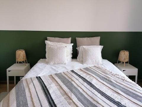Etterbeek: superbe chambre dans un appartement idéalement situé