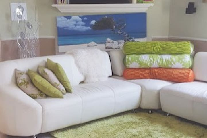 Effects Cozy Home - Katy - Hus