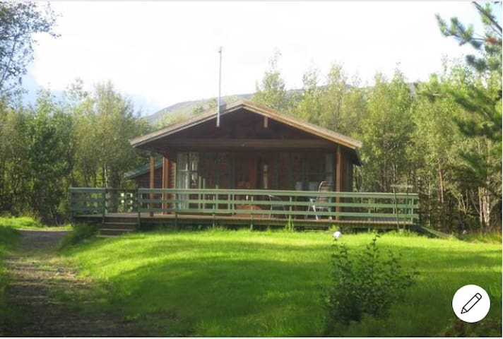 Our beautiful house close to major sights, such as Golden Circle, Gullfoss, Geysir, Thingvellir, Hvita, Secret Lagoon and more.