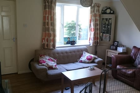 Double room in house near the city centre - House