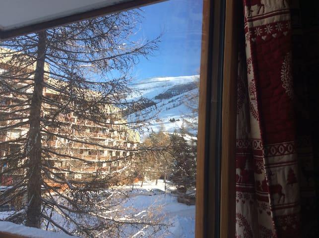 Bienvenue dans notre studette aux Deux-Alpes