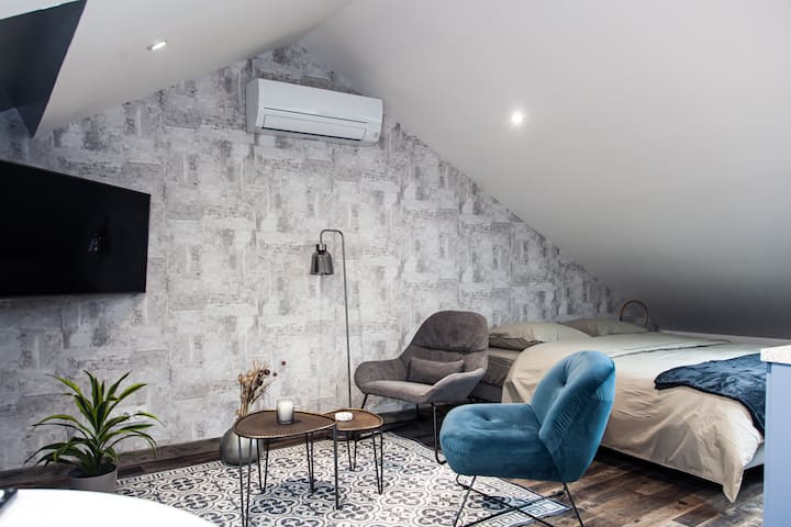Le Studio 40 - Studio cosy en centre-ville