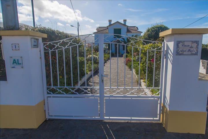 Casa da Avó Inês - T1 - Hortênsia - São Brás, Ribeira Grande - Daire