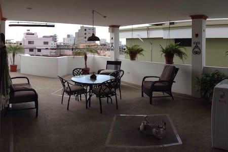2nd floor 1 bedroom apartment - Manta
