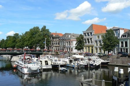 Perfect location in the centre of Gorinchem - Gorinchem - Таунхаус