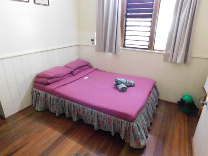 Budget Double Room with limited Garden Views