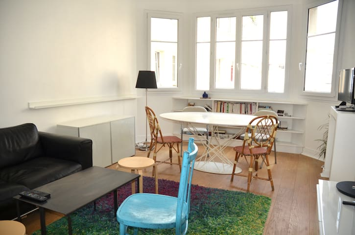 Very nice apartment 5 minutes from the Sacré-Coeur - Professional Cleaning