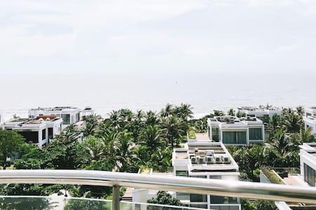 STUNNING OCEAN VIEW 3BR APARTMENT 100M TO BEACH - Vũng Tàu - 公寓
