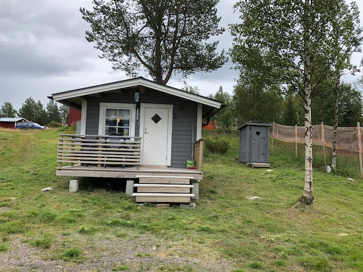Skauluniemigården Lillstugan Sjönära boende
