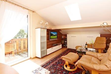 Ausblick - Farchant - Apartment