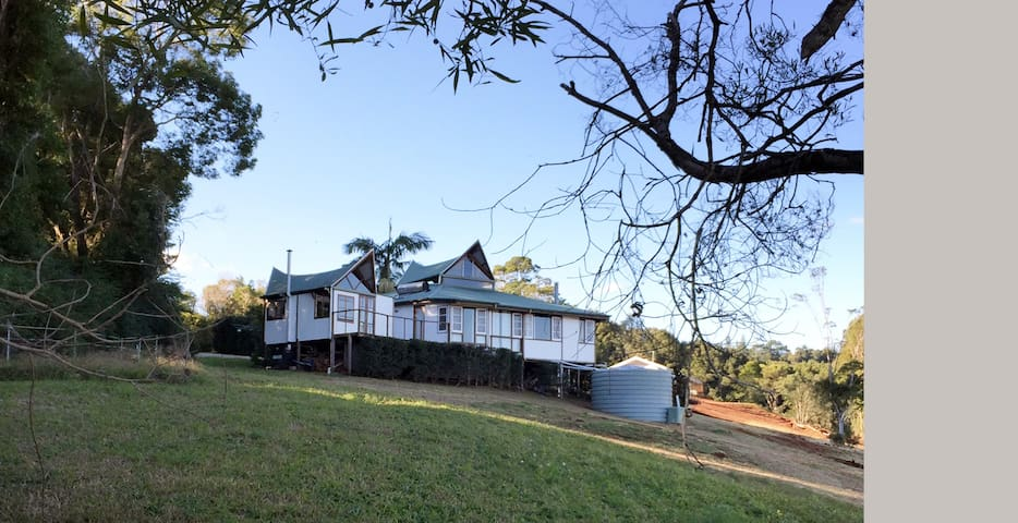 Stunning Coorabell retreat, minutes from Byron Bay - Coorabell - Haus