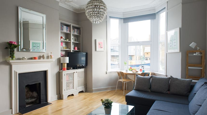Bright and cosy flat in Islington