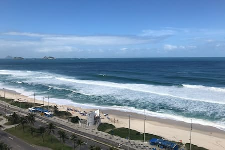 FRONTAL MAR - BARRA DA TIJUCA - POSTO 7