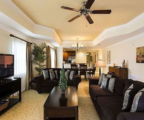 Beautifully furnished condo on Reunion Resort - Kissimmee - Apto. en complejo residencial