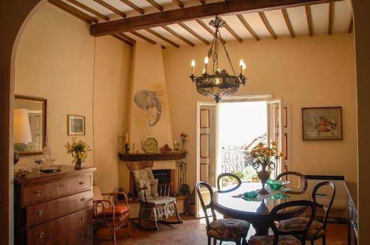 ROMANTICO LOFT NEL CENTRO STORICO! - Montalcino - Apartment