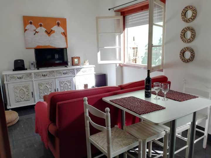 Apartment between Lisboa and Sintra 4 people