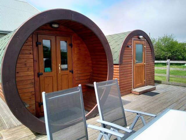 Rivendell Glamping Pods, Cornwall