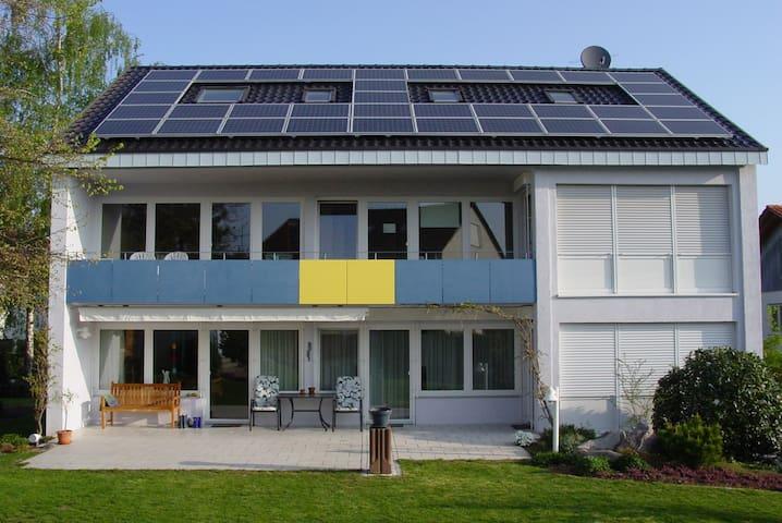 Wohnung im Dachgeschoss - Winnenden - Apartment