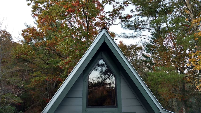 Outpost 171, the best little a-frame in Blue Ridge - Blue Ridge - Cabin