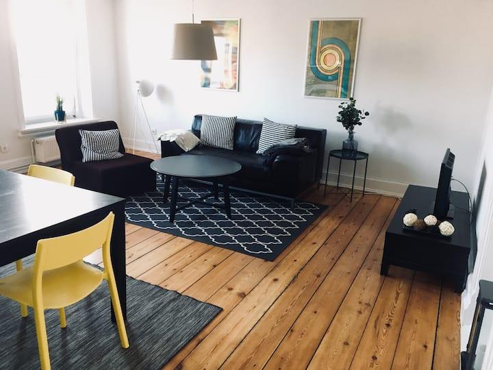 Apartment No. 9 - Inmitten der Husumer Altstadt