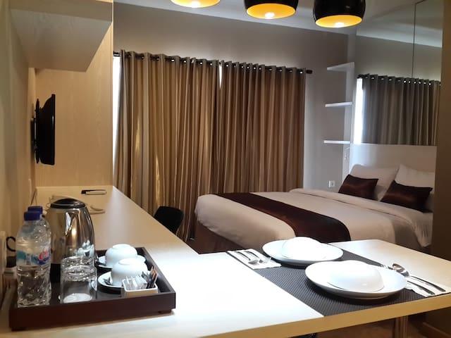 Cozy Stay at Student Park Yogyakarta - Kecamatan Depok - Apartment