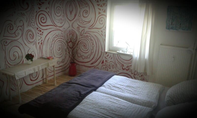 Cosy basement room in the Bremen Neustadt - Bremen - Pis